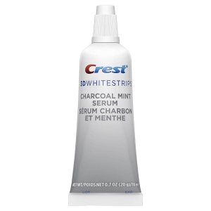 Crest 3D Whitestrips Charcoal Mint